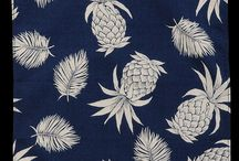 Hawaiian, Aloha prints and shirts / Celebrating Hawaiian and Aloha prints and shirts