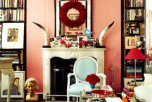 living rooms / by Anna Sawyer
