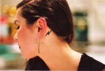 Tattoos & Piercings / by Morgan Bunch