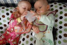 2015 Twin Z Pillow Babies / Our new 2015 Twin Z Pillow babies! http://www.twinznursingpillow.com