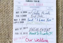 Engagement Ideas / by Desiree Nuss