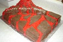 Ryan's birthday cake