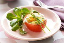 Recepten / Ei in tomaat