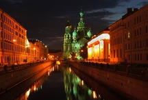 Saint-Petersburg. City I love and live in / by K-9DOG.RU