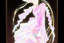 *The world of SailorMoon*