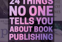 Self vs Traditional Publishing / Information about publishing and self-publishing