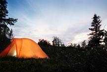 Camping Locations / Camping Destinations