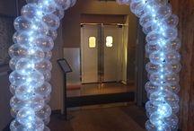 шары арки
