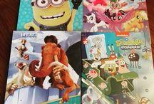 My Insta photos #adventikalendarium #chocolate #adventcalendar #mignon #mylittlepony #iceage #spongebob