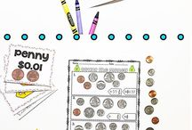 Measurement / Ideas and resources for teaching measurement topics such as money, measuring, and graphing