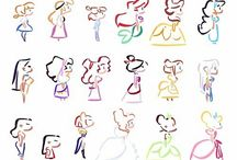 Art & Doodles - Disney