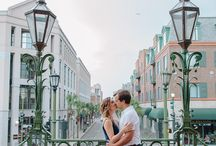 Charleston engagement shoot
