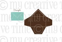 Mini Stitched Envelope Die
