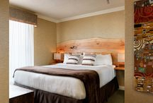 Victoria Accommodations / Our hotel offers a choice of studios, suites and Penthouses, with various views as well.