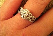 Stylin Wedding Rings / Cool and Contemporary Wedding Rings