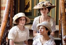 Downton Fashion / by Noellen