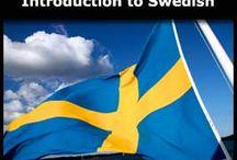 Swedish language