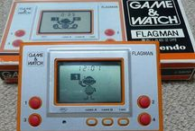 Rare Handheld LCD Games - Game Watch - Nintendo , Bandai , Casio and others / Rare, very rare and extremely rare vintage electronic handheld games