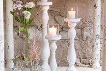 suport lumânări