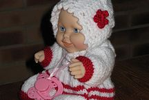 mes réas autres poupées et poupons / vetements
