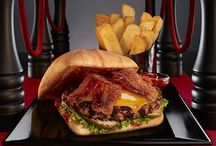 Red Robin / Red Robin Gourmet Burgers, Inc. was founded on four core values: Honor, Integrity,Continually Seeking Knowledge and Having Fun. These core values are the foundation for every Red Robin decision from creating its mouthwatering gourmet burgers to hiring energetic Team Members and even to deciding new restaurant locations. Red Robins core values can be found embroidered on the sleeve of every Team Member's uniform, which serves as a constant reminder of what makes the company unique and special.
