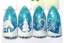 Karácsonyi köröm