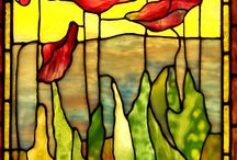 Stained glass / by Kristine Wall