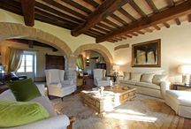 Living Rooms / So much of our life at home in Italy happens in the living room