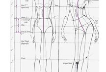 Technical Drawing / fun part of fashion design