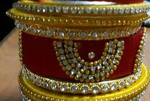 Heart in Art : Silk threaded jewellery