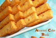 Rusks and cookies