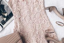 Dream wardrobes (dresses)