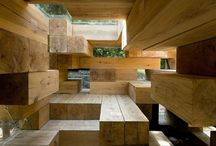 WOOD / Wooden architecture