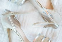 Wedding's shoes