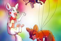 Foxy/mangle