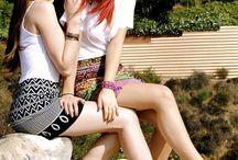 ariana grande e Jennette Mccardy