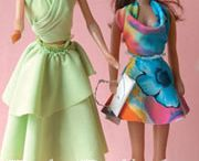 Barbie clothes patterns and ideas