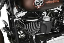 Badness for the Bike / Harley-Davidson parts & accessories. Yes, you can gift wrap freedom. / by Harley-Davidson