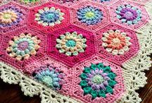 Crocheting /granny squares
