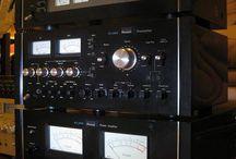 Sound - Amps - Sansui - AU/BA/CA Serie / Sansui BA power amp and Sansui CA preamp.