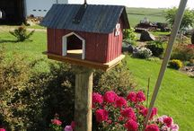 Little Free Library ideas/plans