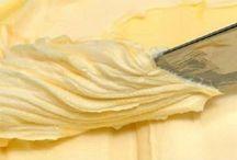 manteiga feita em casa