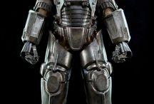サバゲ:Falloutパワーアーマー