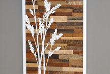 wood art