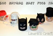 Eben's Batman Party