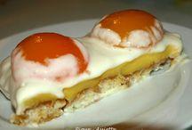 Dessert sans cuisson four