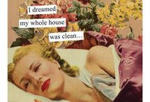 Clean ALL the things? / I don't wanna. / by Beth C.