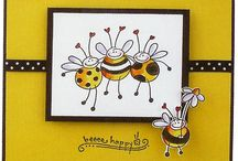 Cards - Bee