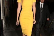 Yellow Dress Styling
