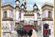 Castles, Knights, Royalty